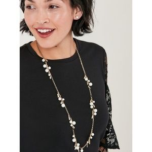 Stella and Dot Eve Stations Necklace